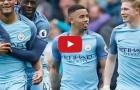 Tất cả 10 bàn thắng của Man City trong chuyến du đấu Hè 2017