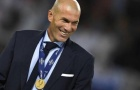 Zidane XÁC NHẬN gia hạn hợp đồng với Real Madrid