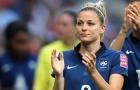 10 nữ cầu thủ hấp dẫn nhất làng túc cầu