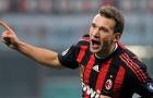 Andriy Shevchenko khi còn tung hoành tại AC Milan