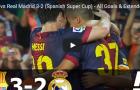 Barca vượt qua Real ở Siêu cúp TBN năm 2012