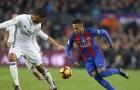 Không Neymar, El Clasico mất đi những pha bóng này