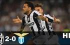 Lần gặp nhau gần nhất giữa Juventus và Lazio (2-0)