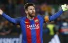 Messi trước cơ hội lập kỷ lục ở Siêu kinh điển