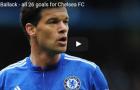 Michael Ballack - thủ lĩnh không gặp thời của Chelsea