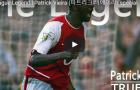 Patrick Vieira chưa có truyền nhân ở Arsenal