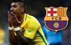 Paulinho có phải là người mà Barcelona cần?