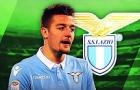Sergej Milinkovic-Savic, người mà Juventus cần phải rất đề phòng