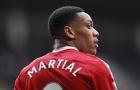 Vì sao Anthony Martial xứng đáng được đá chính tại Man Utd?