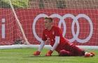 Christian Früchtl, tài năng trẻ đầy triển vọng của Bayern