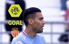 Cú hattrick của Radamel Falcao vào lưới Dijon