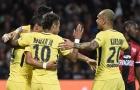 Guingamp 0-3 PSG: Neymar khiến Ligue 1 'mở mắt'