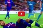 Luis Suarez ăn vạ lộ liễu trong trận gặp Real Madrid