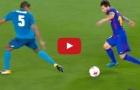 Màn trình diễn của Lionel Messi vs Real Madrid