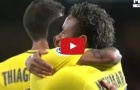 Neymar chơi quá hay trong trận ra mắt PSG