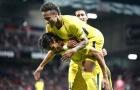 Neymar kiến tạo và ghi bàn ra mắt, PSG hủy diệt Guingamp