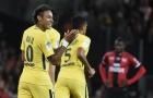 Neymar nói gì trong ngày ra mắt hoành tráng?