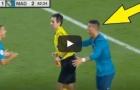 Những lần nổi nóng với trọng tài của Cristiano Ronaldo