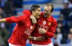 Sự đáng sợ của song sát Rooney - Ronaldo một thời