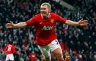 10 bàn thắng ấn tượng nhất của Paul Scholes trong màu áo M.U