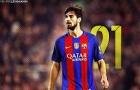 André Gomes liệu có thật sự là bản hợp đồng thất bại của Barcelona?
