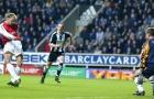 Bàn thắng ma thuật của Bergkamp vào lưới Newcastle