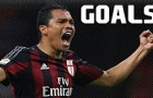 Carlos Bacca, ngôi sao đang trên đường rời AC Milan