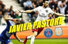Javier Pastore, ngôi sao đang 'hẹp' đường sống tại PSG