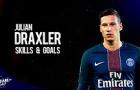 Julian Draxler, ngôi sao đang 'khó ở' tại PSG