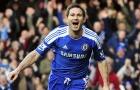 Khả năng săn bàn đáng sợ của Frank Lampard