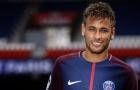 Neymar gửi lời chúc đến tân binh của Barca