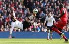 Góc siêu phẩm: Pha ngã người thần sầu của Mata trước Liverpool