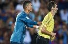 Kháng cáo bất thành, Ronaldo y án 5 trận treo giò
