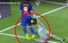 Tình huống ăn vạ của Suarez chưa phải lộ liễu nhất