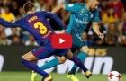 14 phút để chiêm ngưỡng kĩ năng rê bóng của Karim Benzema