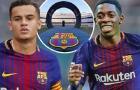 Barcelona XÁC NHẬN Coutinho và Dembele sắp tới Camp Nou