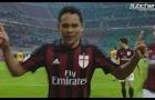 Những kỷ niệm đẹp nhất của Carlos Bacca trong màu áo AC Milan
