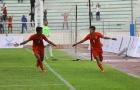 U22 Myanmar vượt qua Lào trong trận đấu nghẹt thở
