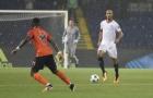 Vượt ải trên đất Thổ, Sevilla tạo lợi thế ở play-off Champions League