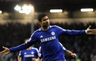 Bàn thắng đầu tiên của Costa cho Chelsea chỉ sau 17 phút thi đấu