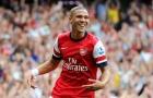 Kieran Gibbs: Ngôi sao trên đường rời Arsenal