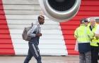 Pogba lại khoe kiểu tóc mới trước trận gặp Swansea
