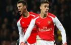 Sự ăn ý giữa Gabriel Paulista và Laurent Koscielny tại Arsenal