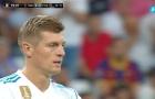 Toni Kroos chơi tuyệt hay trước Barcelona