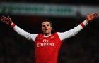 Van Persie khi còn tung hoành tại Arsenal