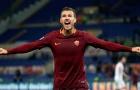 Edin Dzeko và những màn trình diễn đẳng cấp ở Roma