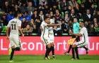 Falcao lại sắm vai người hùng giúp Monaco đánh bại Metz