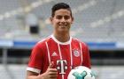 HÉ LỘ hợp đồng chi tiết 'khủng' của James Rodriguez với Bayern Munich