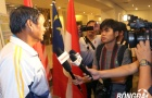 HLV Mai Đức Chung: Thành tích bóng đá nữ Thái Lan không bằng Việt Nam
