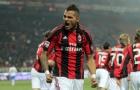 Kevin Prince Boateng một thời tung hoành AC Milan